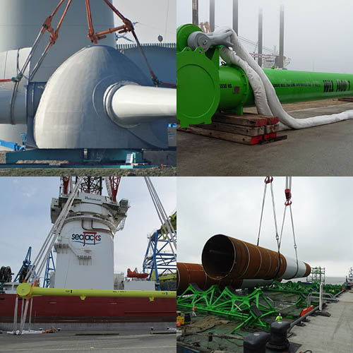Marine & Offshore solutions from Fyns Kran Udstyr Lifting Equipment